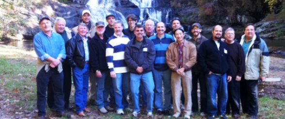 Men's retreat pic